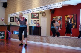 Open house at Rhythm & Motion