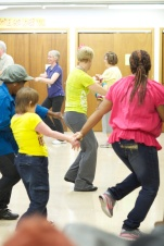 Zumba at the Church Friendship Club